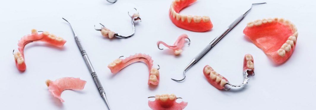 Learn About Dentures and Partial Dentures