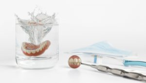 How to Clean & Maintain Your Dentures