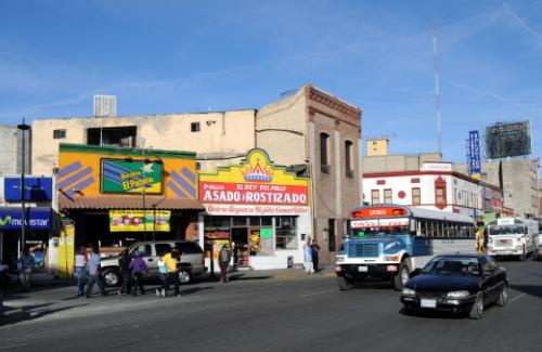 Mexico Border Towns